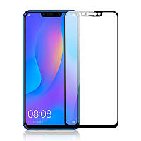 Защитное стекло 5D для Huawei P Smart Plus полного покрытия