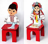 Детские стульчики «Украинцы» Даруся
