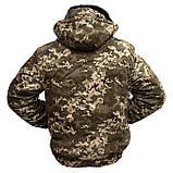 Куртка - пилот камуфляжная «Пиксель», фото 2