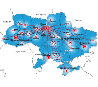 Доставка груза в Харьков