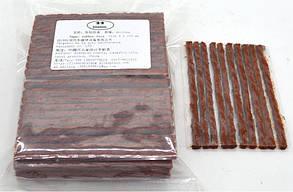 Жгут для ремонта бескамерных шин ZIRY 100 х 4мм (10 штук)