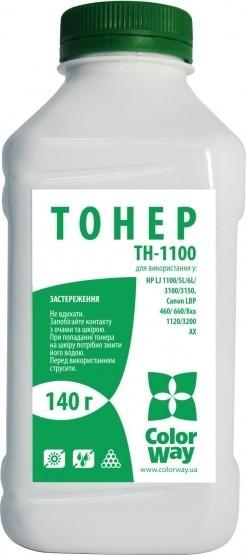Тонер ColorWay TH-1100P Black Premium