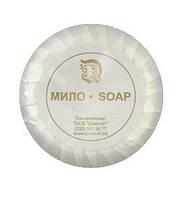 Мыло для гостиниц 25 гр. с нейтральным логотипом