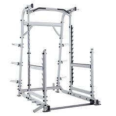 Steelflex Plate Load Olympic Power Rack
