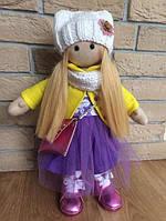 Текстильная кукла тильда, ручная работа