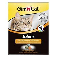 GimCat Jockies витаминное ассорти для кошек, 400 шт