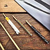 Набор для чистки пневматики 4.5 мм, 72 см длина (ПВХ чехол), фото 2