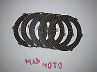 Диски сцепления   муравей   (пробковые, основа металл) (5шт, комплект)