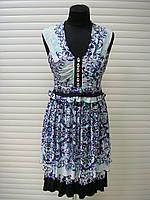 Платье женское летнее карсет, платье красивое с пышной юбкой нарядное, платье с декольте