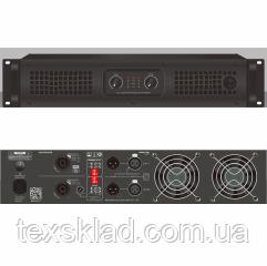 Цифровой усилитель мощности DIGITOR 1200 (2*600W (4Ω) 2*300W (8Ω)BRIDGED 8Ω 1200W)