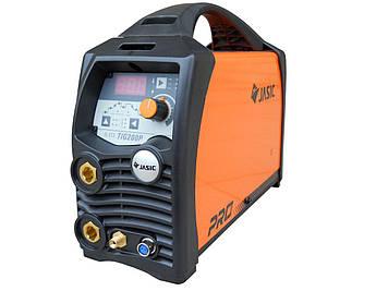 Инверторный аппарат для аргонодуговой сварки Jasic серия PRO TIG-200P (W 212)