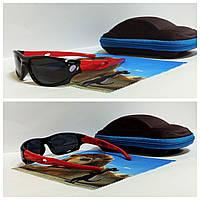Очки солнцезащитные  с поляризацией гибкие ( код 5025), детские