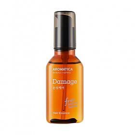 Восстанавливающая эссенция для волос Aromatica Argan Repairing Essence, 50 мл, фото 2
