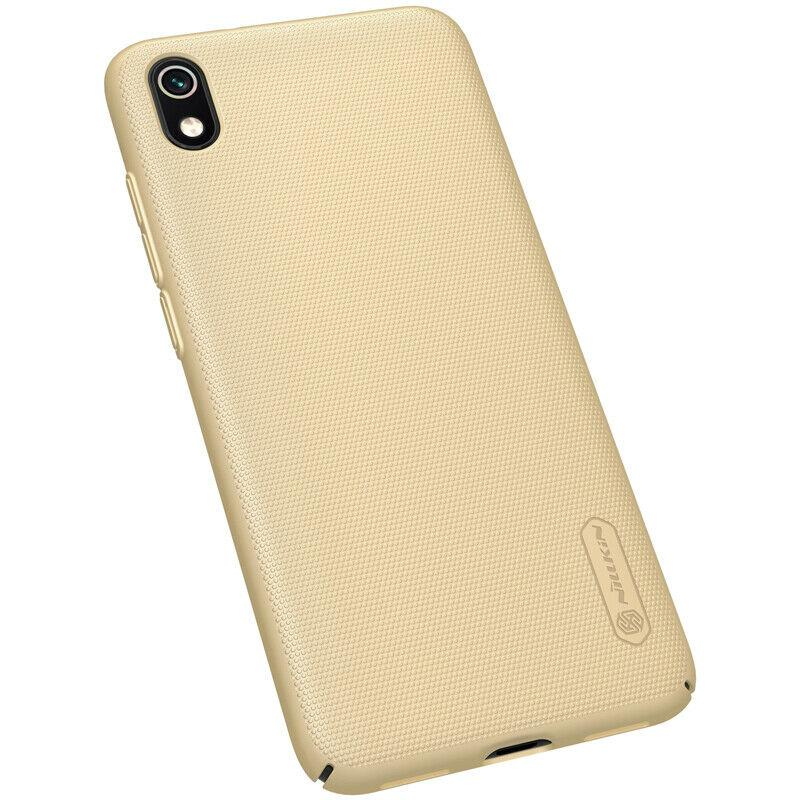 Nillkin Xiaomi Redmi 7A Super Frosted Shield Gold Чехол Накладка Бампер