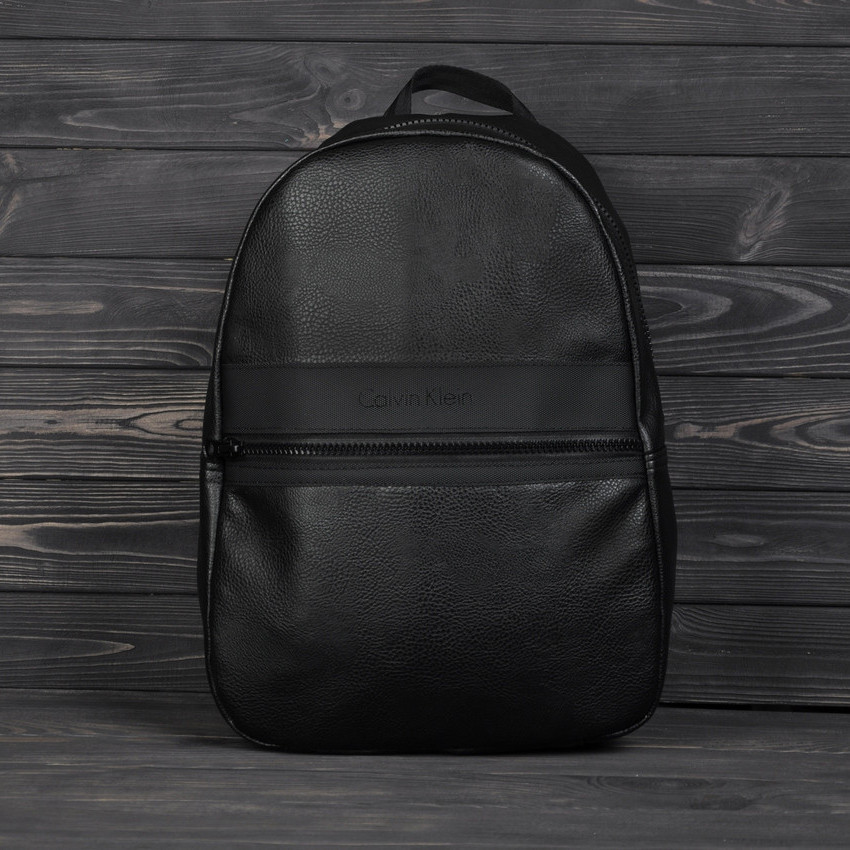 Городской повседневный рюкзак Calvin Klein, кельвин. Черный