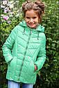 Детская демисезонная куртка на девочку бренда Nui Very Майя Размеры 110- 158 Новинка!, фото 2