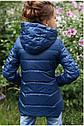 Детская демисезонная куртка на девочку бренда Nui Very Майя Размеры 110- 158 Новинка!, фото 6