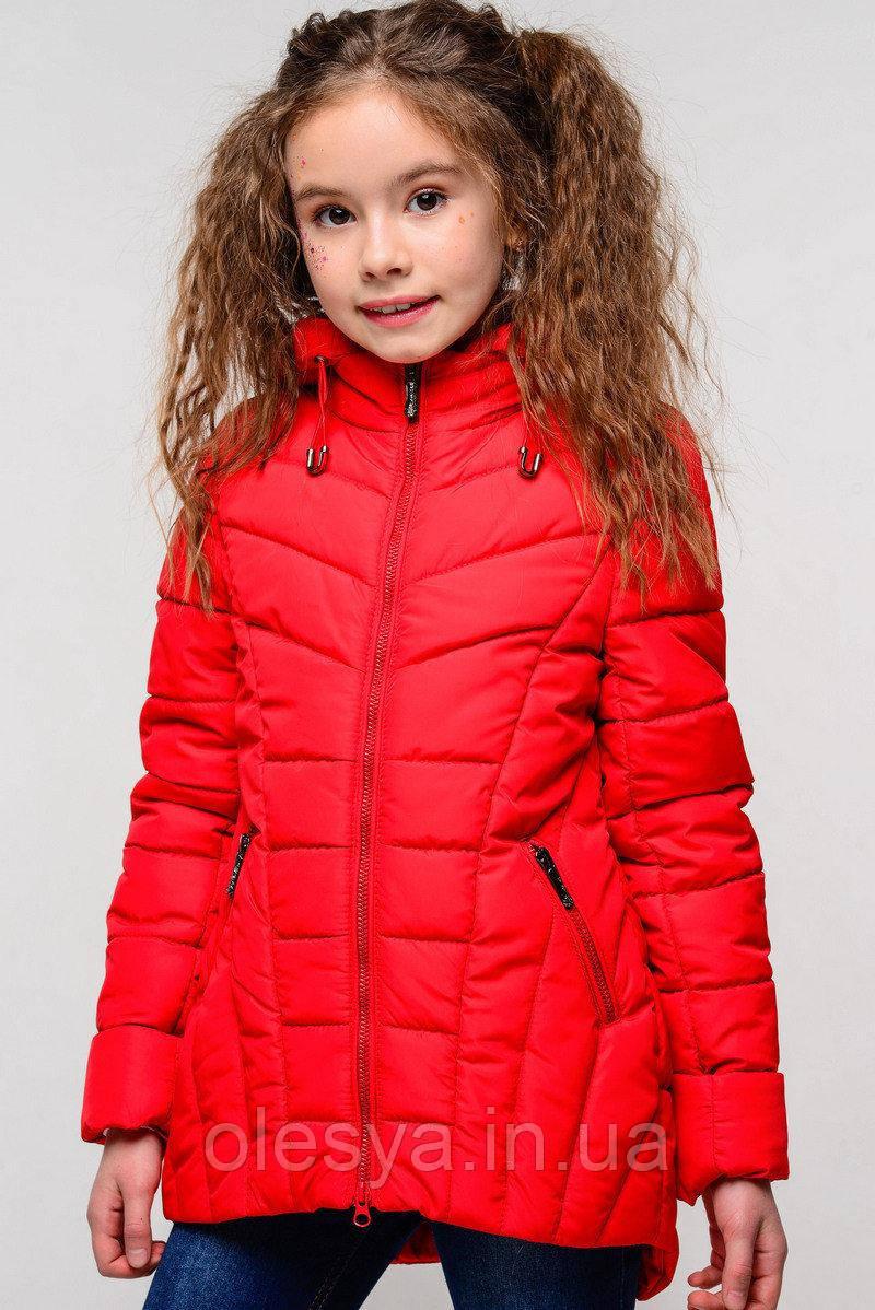 Детская демисезонная куртка на девочку бренда Nui Very Майя Размеры 110- 158 Новинка!