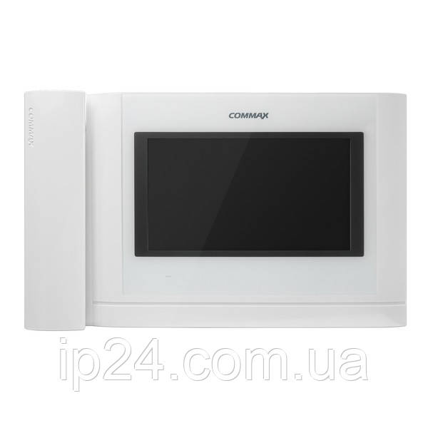 Commax CDV-704MHA домофон с сенсорным дисплеем