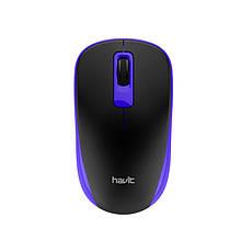 Мышь беспроводная Havit HV-MS626GT  blue