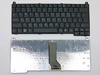 Клавиатура для ноутбуков Dell Vostro 1320, 1520 Series черная UA/RU/US