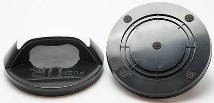 Упоры для отжимания поворотные (MS 1638), 19 см. Push up Pro, фото 2