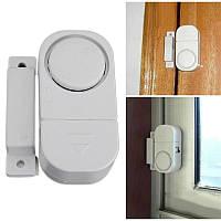 Автономная Сигнализация Mini Alarm на Размыкание для Двери Окна. Датчик Открытия Smart - SD909