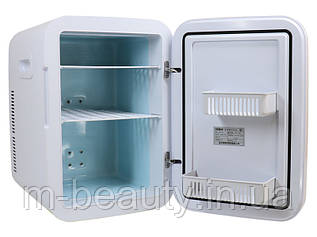 Переносной Мини холодильник для косметики (2в1) с функцией нагрева и охлаждения мод. 20L, объем 20 л