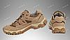 Тактические кроссовки / демисезонная военная обувь Tactic LOW4 (бежевый), фото 4