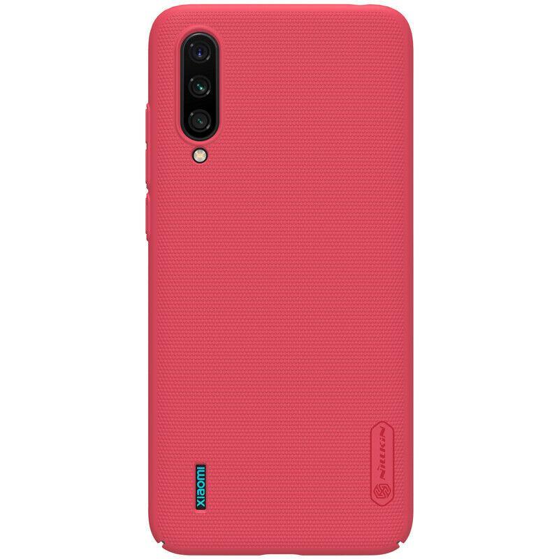 Nillkin Xiaomi Mi CC9 / Mi 9 Lite Super Frosted Shield Red Чехол Накладка Бампер