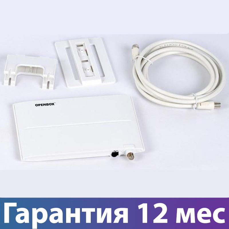 Антенна для Т2 Openbox AT-01 (DVB-T2), комнатная с усилителем