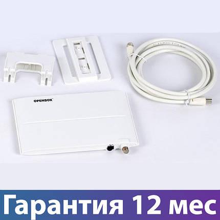 Антенна для Т2 Openbox AT-01 (DVB-T2), комнатная с усилителем, фото 2