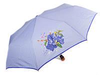 Зонт женский полуавтомат AIRTON Голубой (Z3651-1)