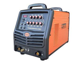 Аргонодуговой сварочный аппарат JASIC TIG PRO 200P AC/DC (Е 101)