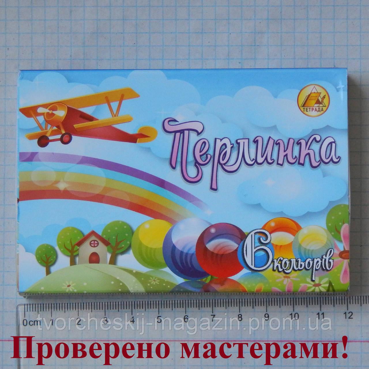 Пластилин ЖЕМЧУЖНЫЙ 6 цветов 110 г