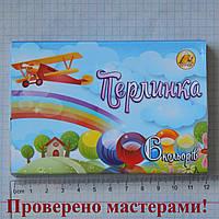 Пластилин ЖЕМЧУЖНЫЙ 6 цветов 110 г, фото 1