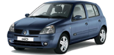 Фонари задние для Renault Clio II / Symbol 2001-12