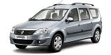 Фонари задние для Renault Logan MCV 2008-12