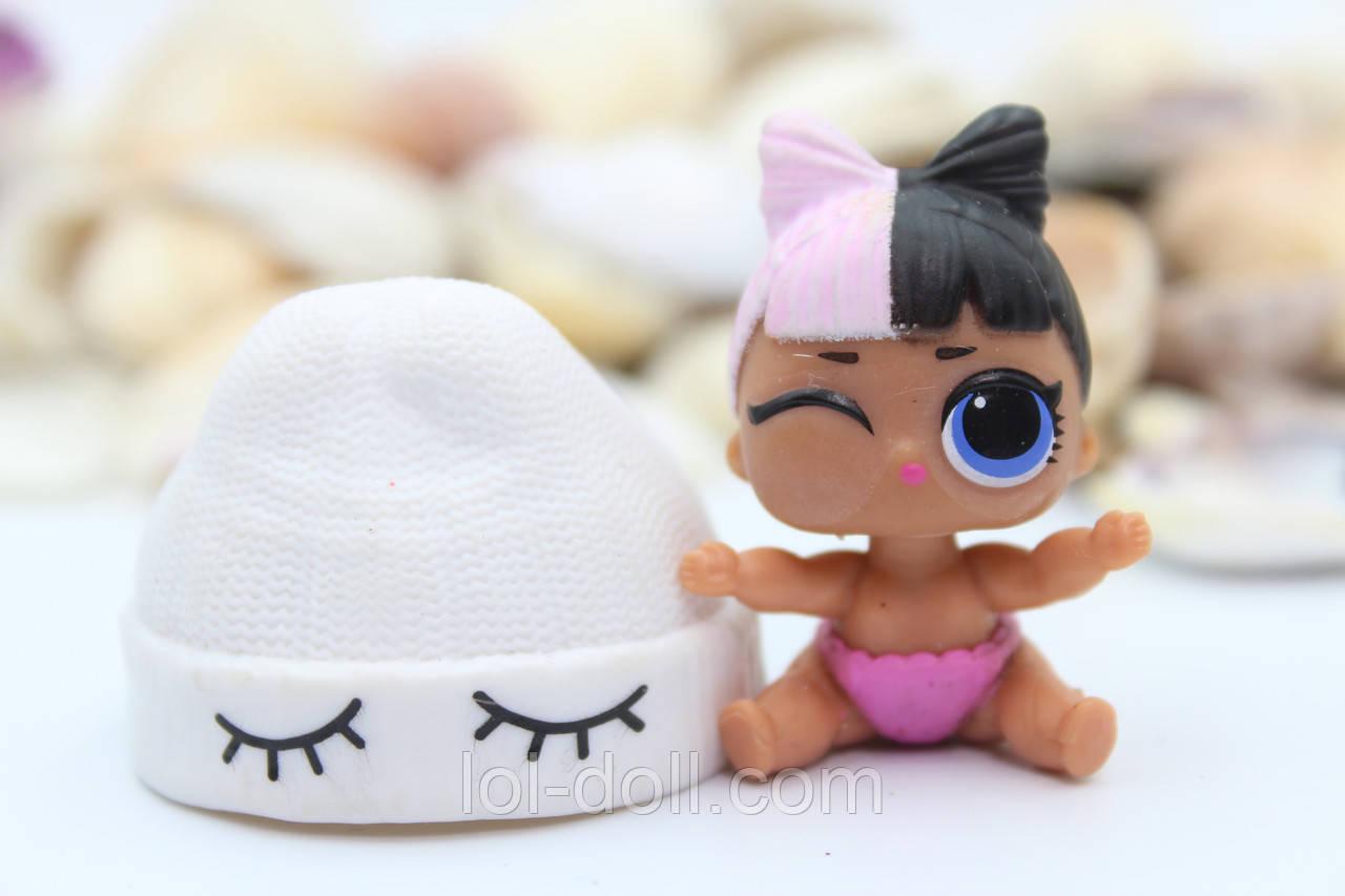 Кукла LOL Surprise 3 Серия Lil Snuggle Babe - Бейби Вечеринка Лол Сюрприз Без Шара Оригинал