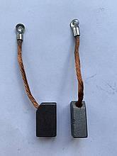 Щітки ЭГ4 12,5х20х32 к4-2 графітові