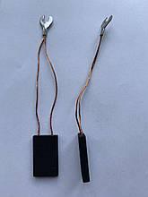 Щітки ЭГ8 5х20х32 к1-3 графітові