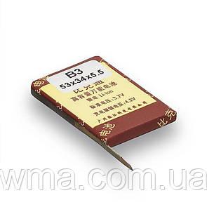 Универсальный Аккумулятор B3 Характеристики 53*34*5.5 1050mAh 3,7V