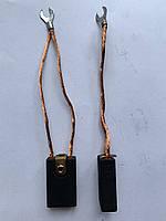 Щетки графитовые ЭГ74 12,5х25х40 к1-3 НК2 5В 140мм