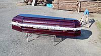 Гроб  8-угольник