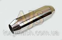 450/63/102 резонатор спортивний для випускних систем довжина 450мм, 63мм діаметр виходів, 102 зовнішній діаметр