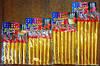Фейерверк, свечи для торта холодный фонтан 12 см. 6 шт. в уп.