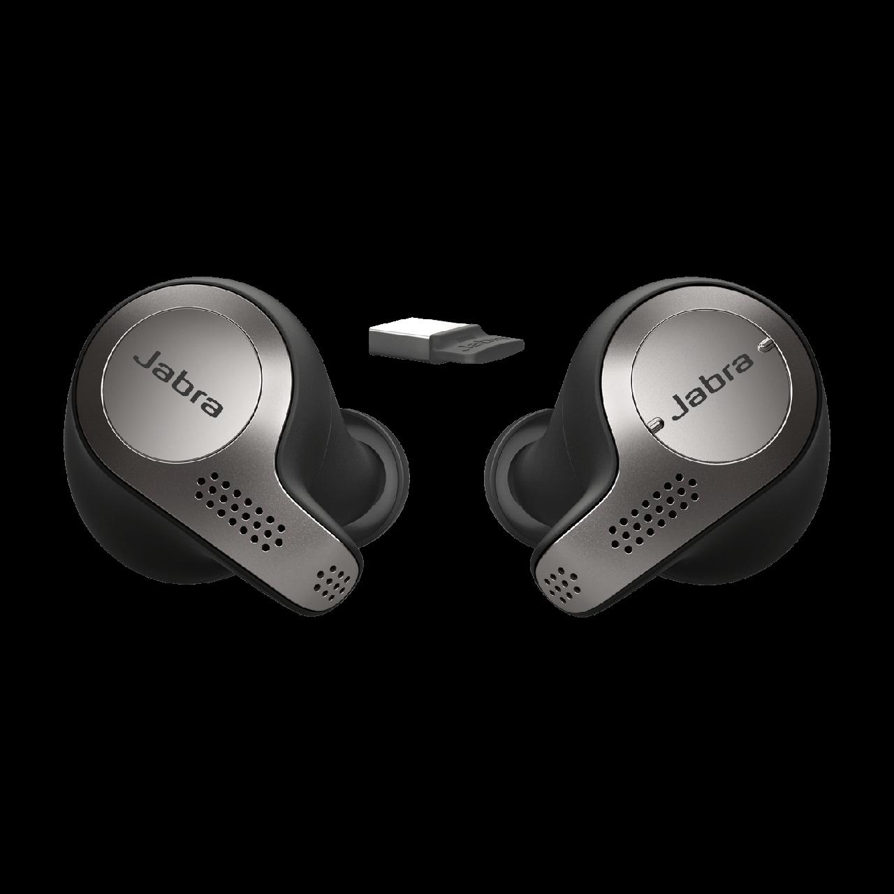 Бездротова гарнітура для офісу Jabra Evolve 65t MS