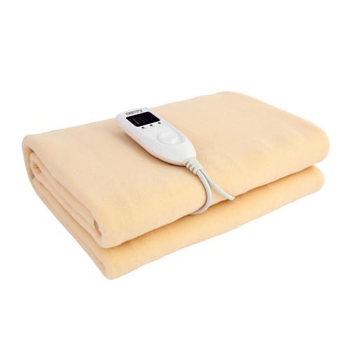 Электрическое одеяло Camry CR 7407 для обогрева мощность 60 Вт, 150 см х 80 см
