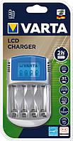 Зарядное устройство VARTA LCD Charger (57070201401)
