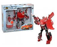 Робот-трансформер BMV Z4 Красный (50180)